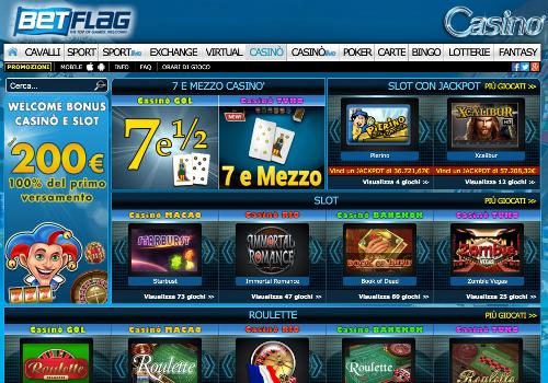 BetFlag Casino