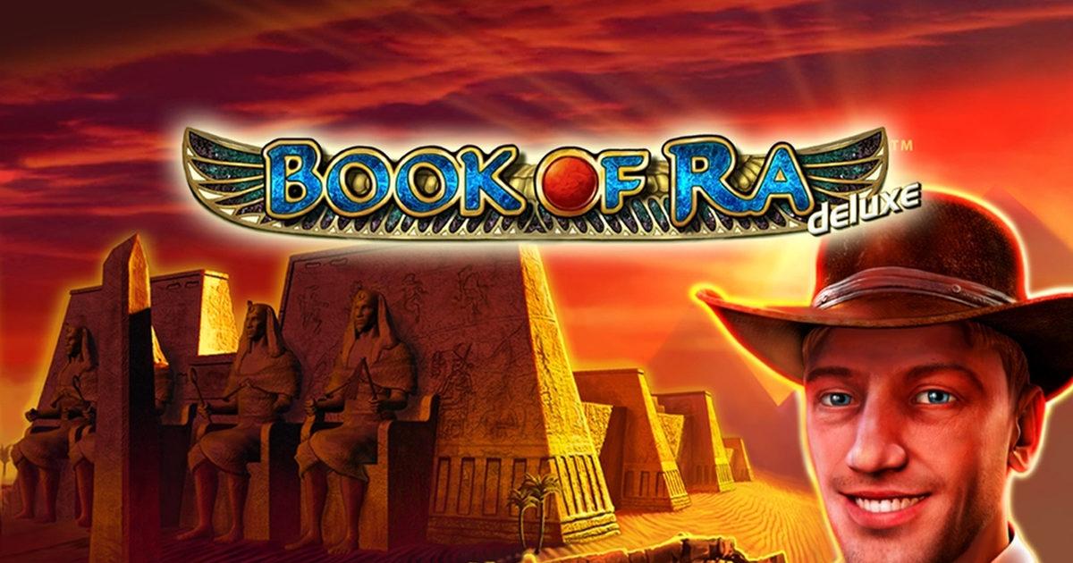 Book Of Ra Deluxe Slot Machine Gratis
