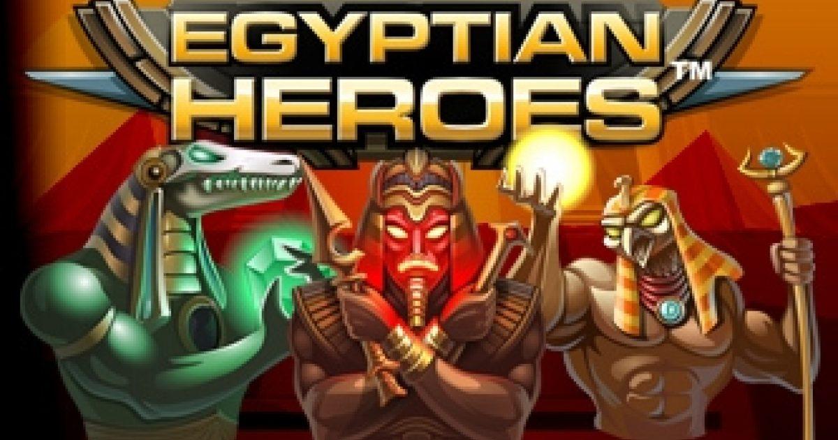Egyptian Heroes Slot Machine