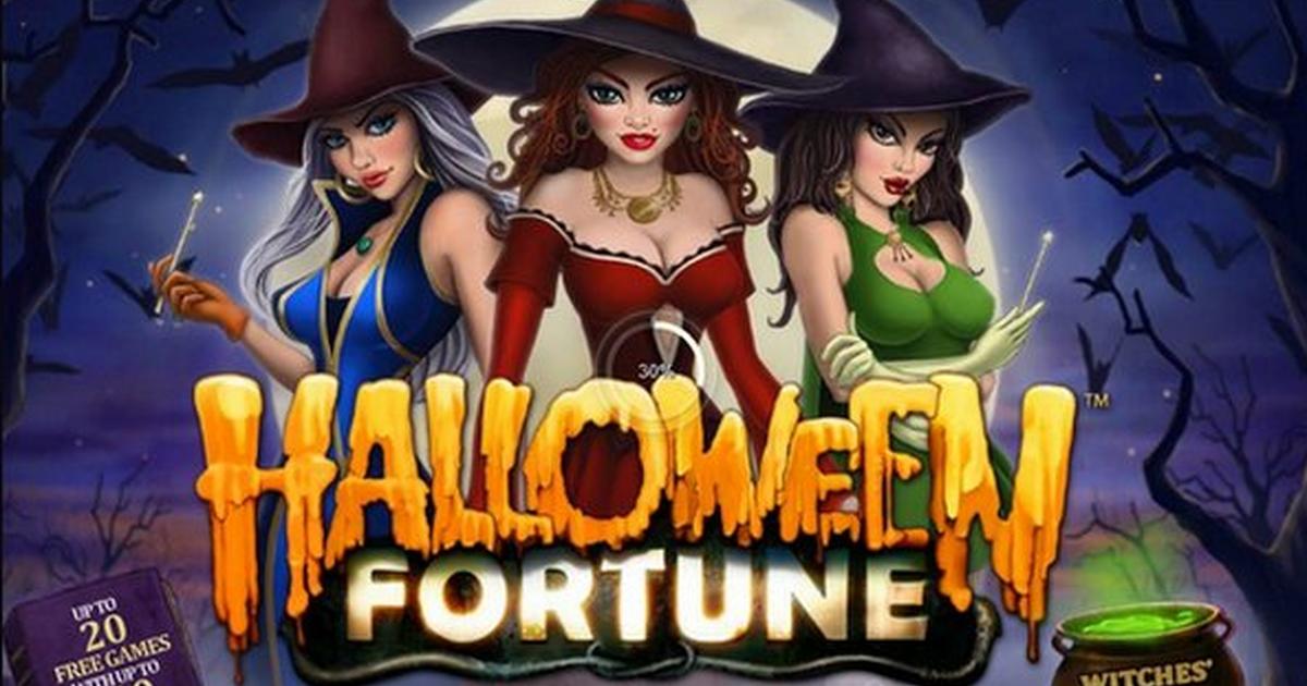 Halloween Fortune Slot Machine