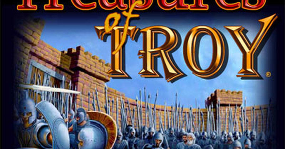 Free Slot Machine Treasure Of Troy