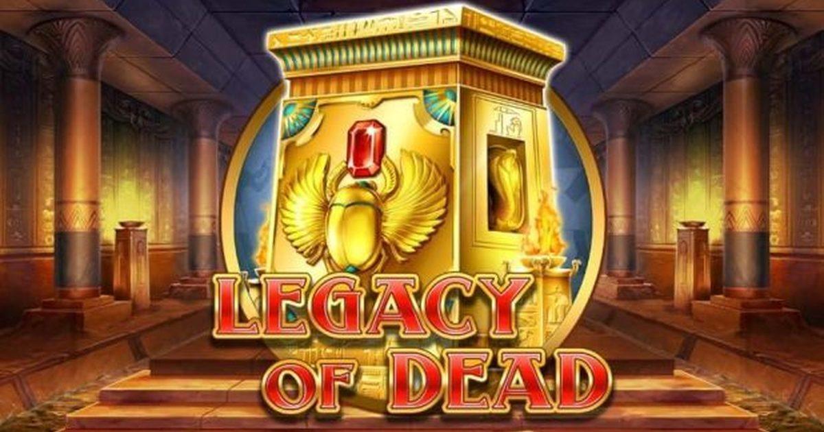 Legacy of Dead Slot Machine