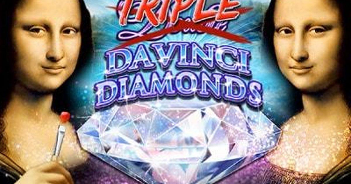Da Vinci Diamonds Slots Gratis
