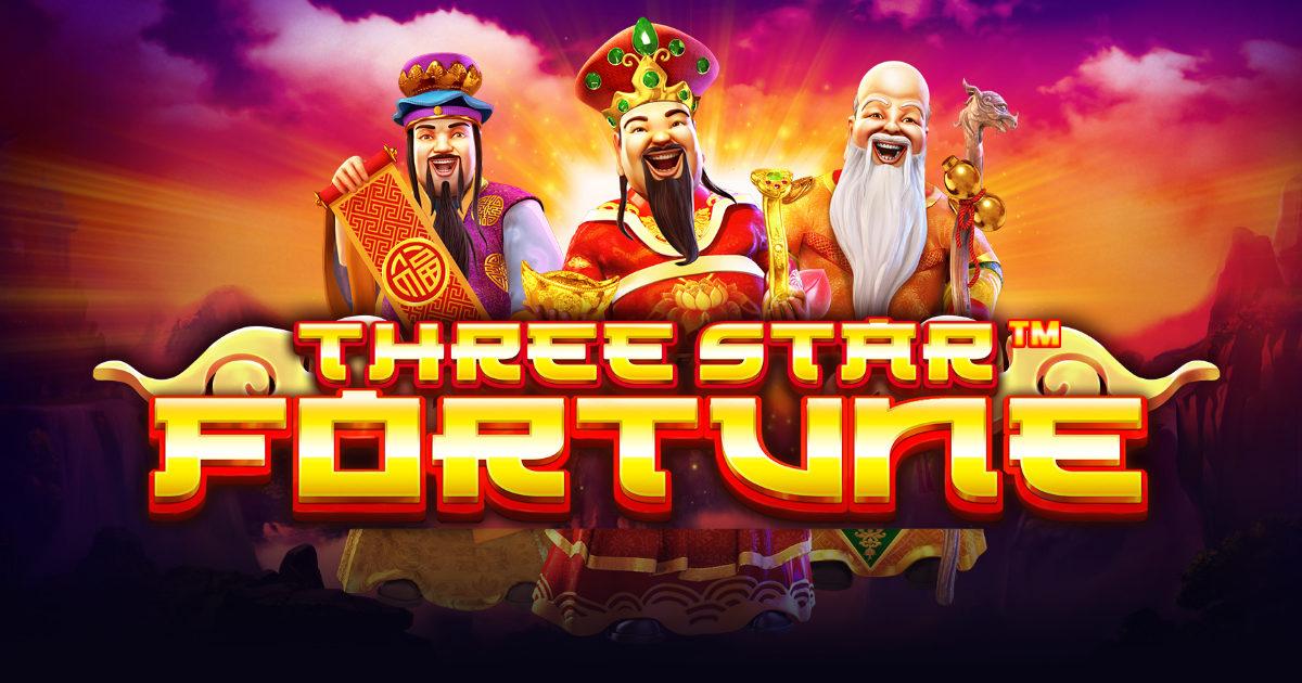 Three Star Fortune Slot Machine