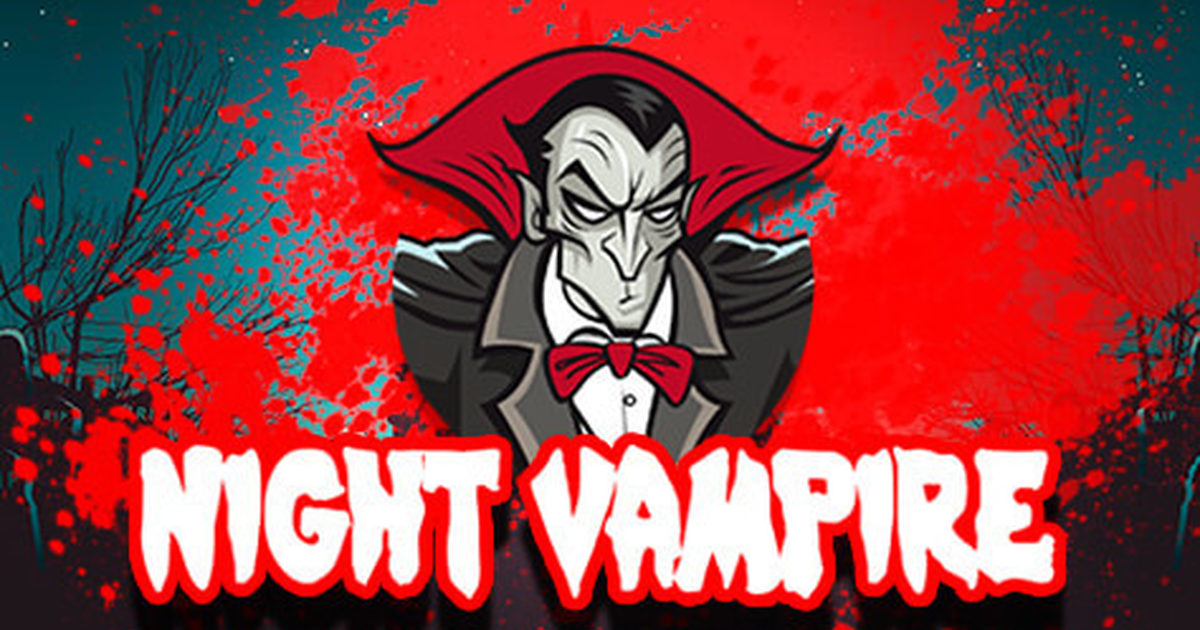 Night Vampire Slot Machine