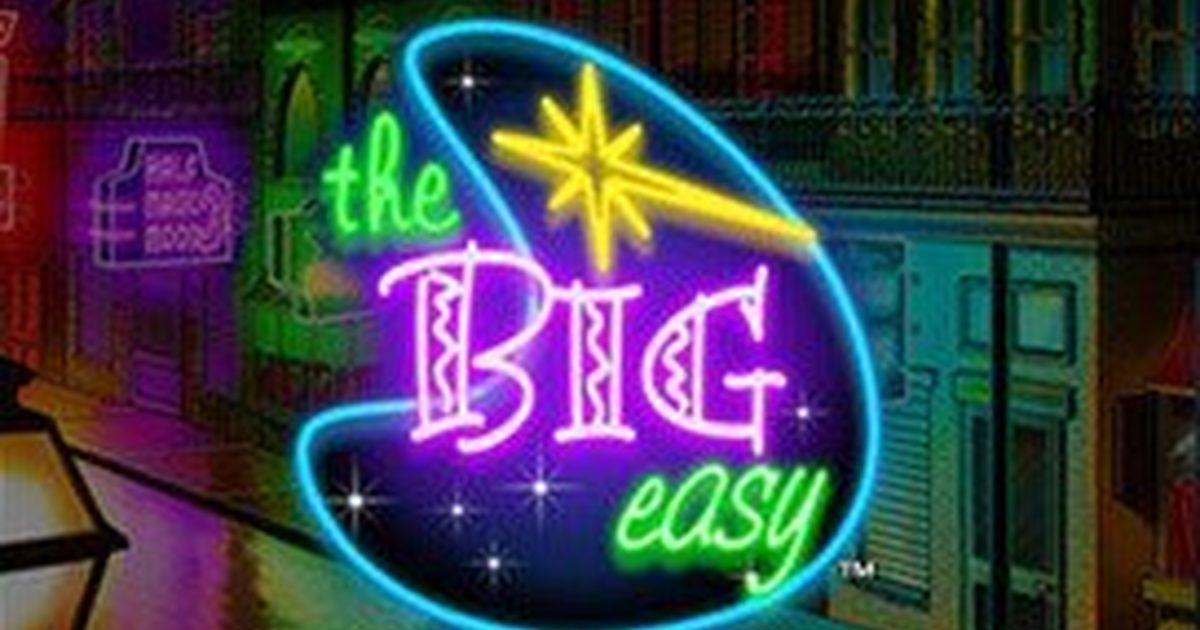 Spiele The Big Easy - Video Slots Online
